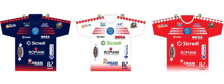 Inicia venda das novas camisas da AMF 0d69f36bf0509