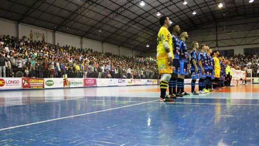 O ano iniciou com o anúncio de nomes para a temporada 2018 na Associação  Marauense de Futsal – AMF. Nesta quarta-feira (31) foi anunciado o nome do  goleiro ... 0863d161bae94